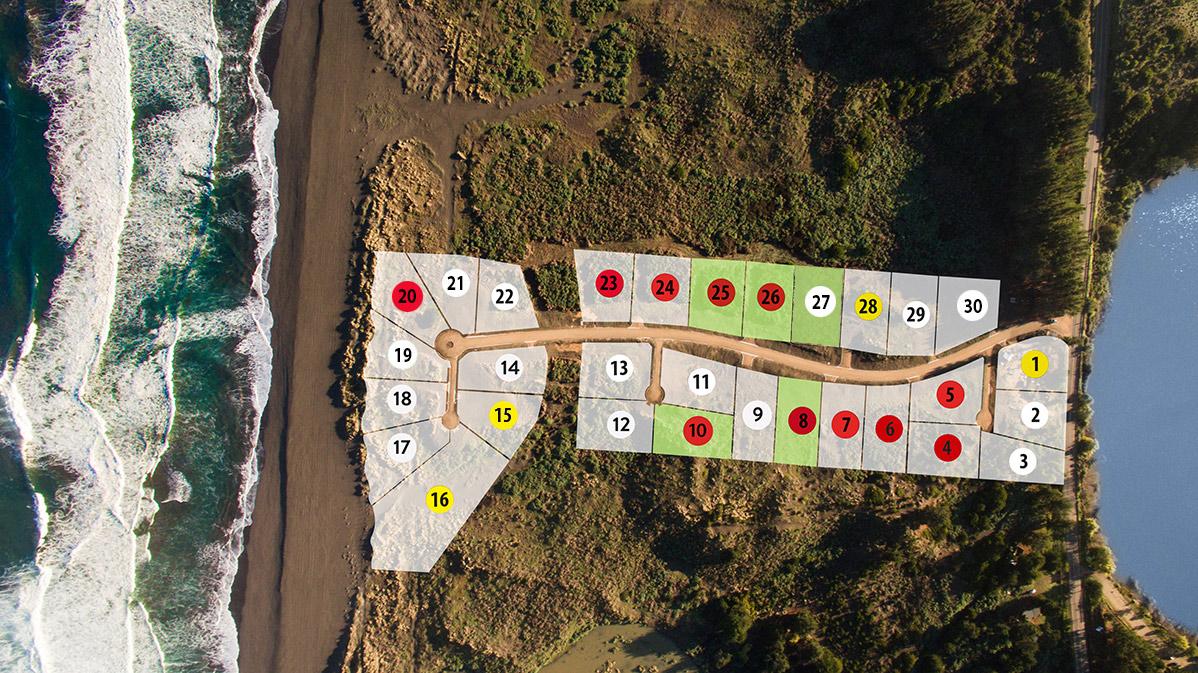 Parque Punta Lobos - terrenos disponibles